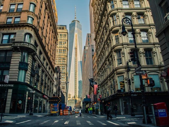 Rockefeller NY.